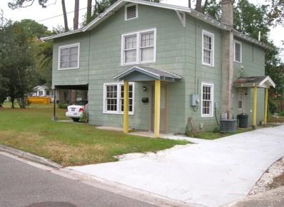 4603 Polaris St UNIT #1, Jacksonville, FL 32205 - #: 954353