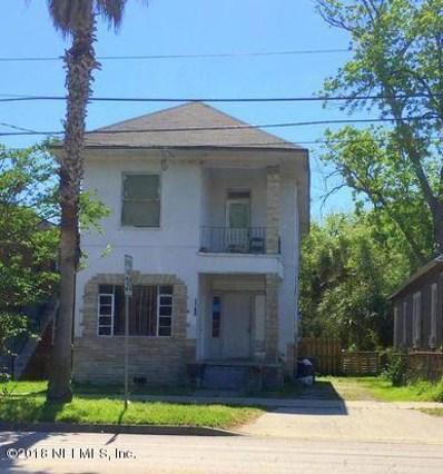 1760 Myrtle Ave N, Jacksonville, FL 32209 - #: 954361