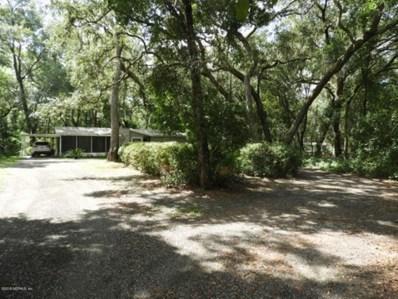 6667 County Road 214, Keystone Heights, FL 32656 - #: 954434
