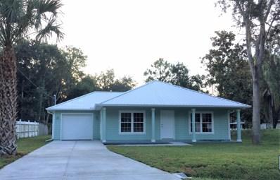 1336 Truman Dr, St Augustine, FL 32084 - #: 954439