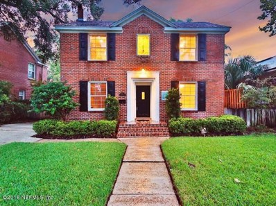 1711 Belmonte Ave, Jacksonville, FL 32207 - MLS#: 954692