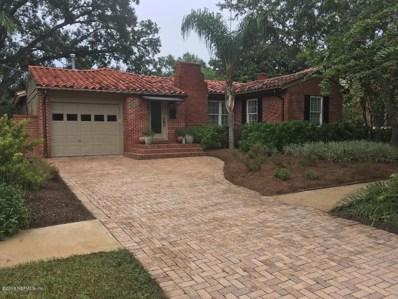 1723 Moro Ave, Jacksonville, FL 32207 - #: 954888