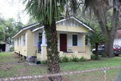 1219 E 10TH St, Jacksonville, FL 32206 - #: 954891