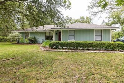 4676 Hedgehog St, Middleburg, FL 32068 - #: 954952