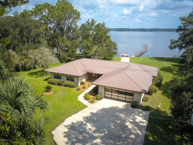 376 County Rd 207A, East Palatka, FL 32131 - MLS#: 955039