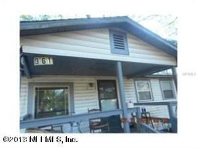 961 Odessa Dr E, Jacksonville, FL 32254 - #: 955076