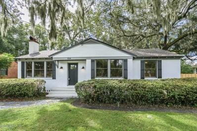 1514 S Peachtree Cir, Jacksonville, FL 32207 - MLS#: 955107