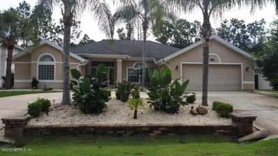 15 Woodguild Pl, Palm Coast, FL 32164 - #: 955253