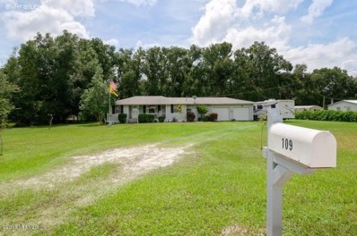 Satsuma, FL home for sale located at 109 Viceroy Dr, Satsuma, FL 32189