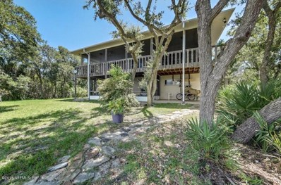 Flagler Beach, FL home for sale located at 1811 Oak Pl, Flagler Beach, FL 32136