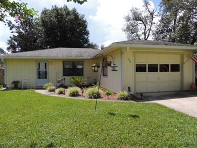448 Gerona Rd, St Augustine, FL 32086 - #: 955727