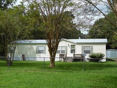6393 Woodlawn Rd, Macclenny, FL 32063 - #: 955886