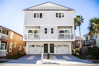 Jacksonville Beach, FL home for sale located at 1306 1ST St S, Jacksonville Beach, FL 32250