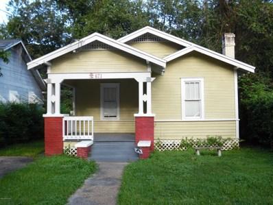 671 Bridal Ave, Jacksonville, FL 32205 - MLS#: 956127