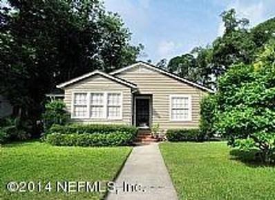 1386 Menna St, Jacksonville, FL 32205 - #: 956184