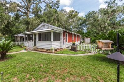 11 Newcomb St, St Augustine, FL 32084 - #: 956244