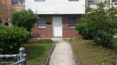 4453 Friden Dr, Jacksonville, FL 32209 - #: 956316