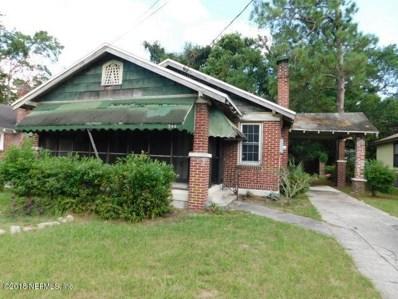 744 Broxton St, Jacksonville, FL 32208 - #: 956978