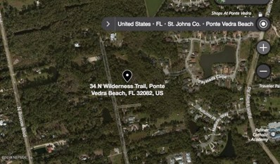 Ponte Vedra Beach, FL home for sale located at  Lot 34 N Wilderness Trl, Ponte Vedra Beach, FL 32082