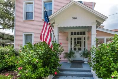 340 Charlotte St, St Augustine, FL 32084 - MLS#: 957124