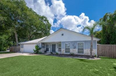 704 Miranda Rd, St Augustine, FL 32086 - #: 957162