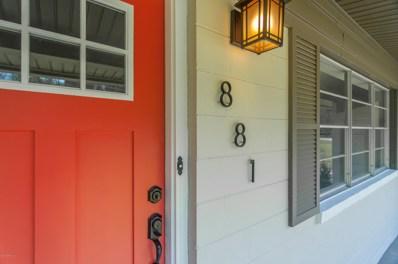 881 E Grace Cir, Jacksonville, FL 32205 - MLS#: 957319