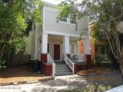 1639 Hubbard St, Jacksonville, FL 32206 - #: 957454
