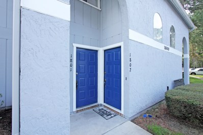3270 Ricky Dr UNIT 1802, Jacksonville, FL 32223 - MLS#: 957589