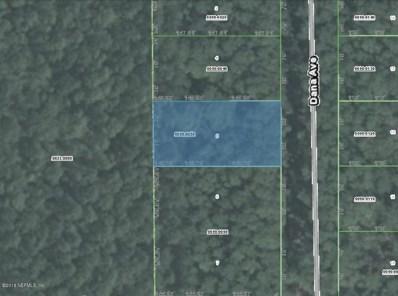 Interlachen, FL home for sale located at 109 Dana Ave, Interlachen, FL 32148
