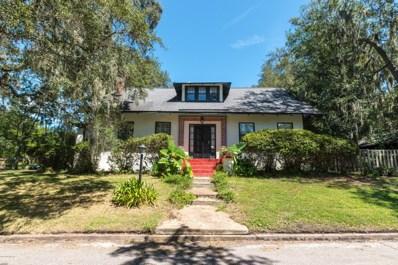 1611 Ingleside Ave, Jacksonville, FL 32205 - MLS#: 958038