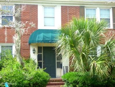 935 Landon Ave UNIT 2, Jacksonville, FL 32207 - MLS#: 958088