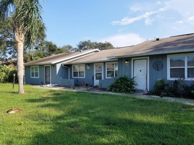 St Augustine, FL home for sale located at 111 Rio Del Mar UNIT B, St Augustine, FL 32080
