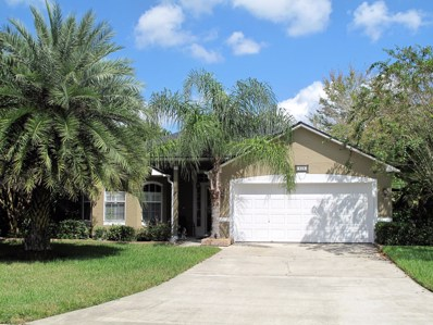 St Augustine, FL home for sale located at 808 Lake Crescent Ct, St Augustine, FL 32092