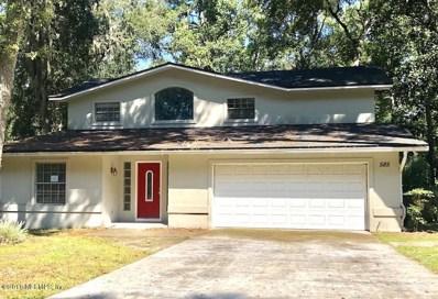 585 Black Forest Dr, St Johns, FL 32259 - MLS#: 958326