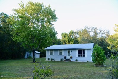 206 County Rd 207A, East Palatka, FL 32131 - MLS#: 958492