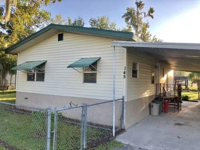 145 Magnolia Trl, Satsuma, FL 32189 - MLS#: 958539