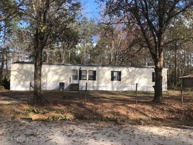 St George, GA home for sale located at 689 Blackwater Rd, St George, GA 31562