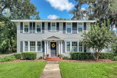1481 Belvedere Ave, Jacksonville, FL 32205 - #: 958914