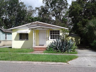 1811 W 23RD St, Jacksonville, FL 32209 - #: 958988