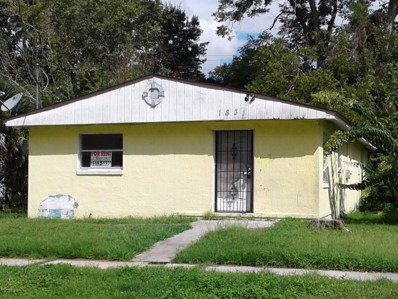 1831 W 25TH St, Jacksonville, FL 32209 - #: 958992