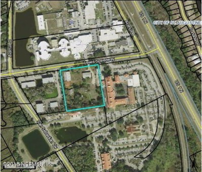 St Augustine, FL home for sale located at 3950 Lewis Speedway, St Augustine, FL 32084