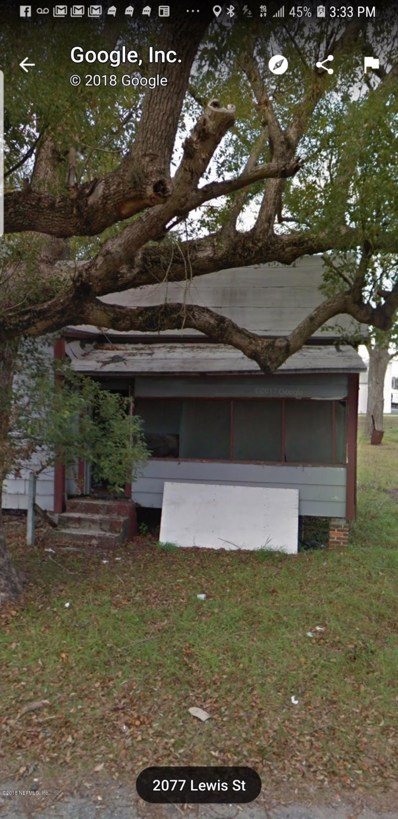 1585 W 35TH St, Jacksonville, FL 32209 - #: 959740