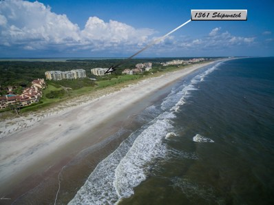Amelia Island, FL home for sale located at 1361 Shipwatch Cir, Amelia Island, FL 32034