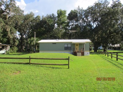 Georgetown, FL home for sale located at 135 S Lake George Dr, Georgetown, FL 32139