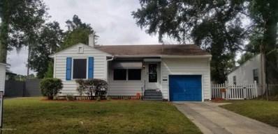 1358 Macarthur St, Jacksonville, FL 32205 - #: 960193