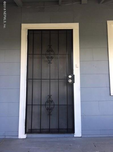 1222 Grothe St, Jacksonville, FL 32209 - #: 961227