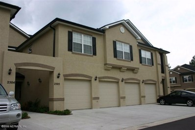 12301 Kernan Forest Blvd UNIT 2507, Jacksonville, FL 32225 - #: 961473