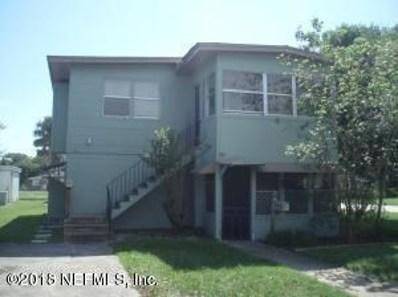 434 5TH Ave N, Jacksonville Beach, FL 32250 - #: 961576