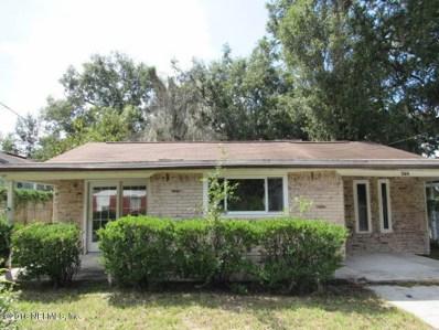 564 E 56TH St, Jacksonville, FL 32208 - #: 961899