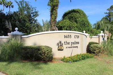 1655 The Greens Way UNIT 2721, Jacksonville Beach, FL 32250 - #: 961931